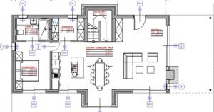 Plan Falla 12 Erdgeschoss