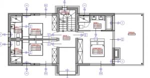 Plan Falla 12 Obergeschoss