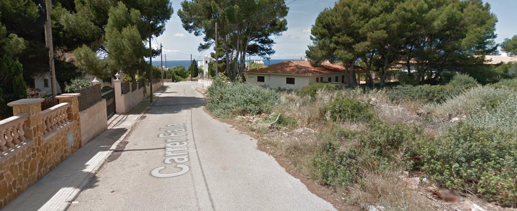 Link zu Google Street View Falla 12 Meerblick