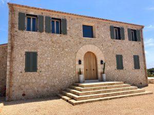 mit der LBS finanziert: Finca auf Mallorca